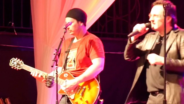 Without U2 | America's Best U2 Tribute Act